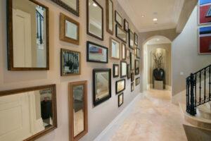 Διακόσμηση Σπιτιού Καθρεπτες Τοίχου Έπιπλο Καπατζά