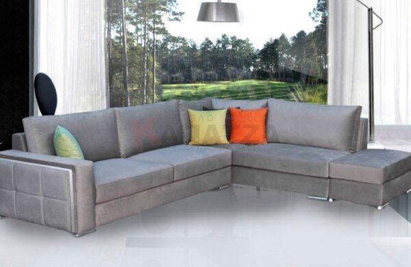 Γωνιακός καναπές με δόσεις Γωνιακοί καναπέδες Επιπλο Καπατζα