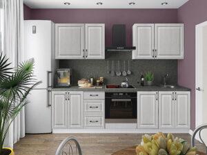 Κουζίνα ρουστίκ σε MDF
