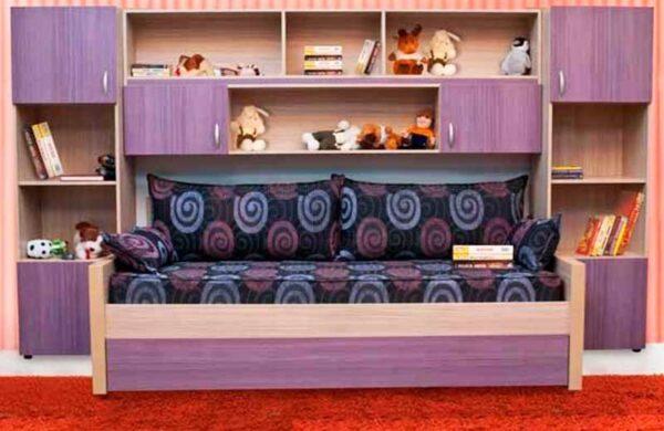 Παιδικό δωμάτιο καναπές κρεβάτι Παιδικά σετ Κρεβάτια παιδικά