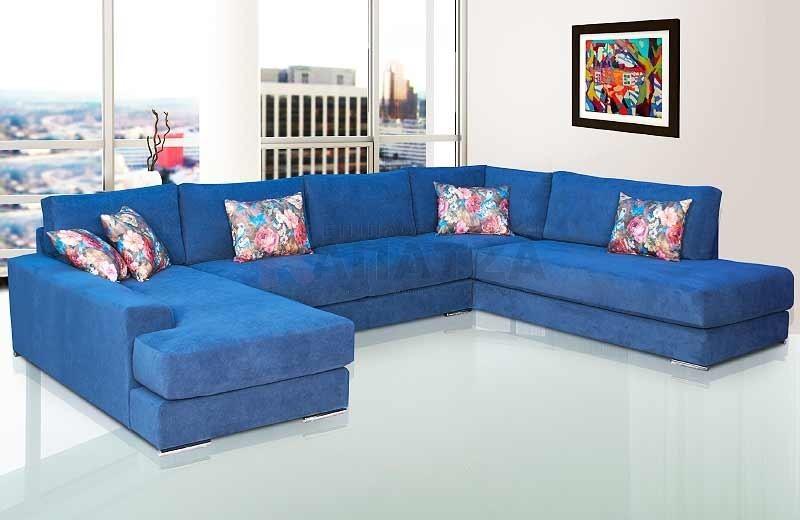 Καναπές γωνία σε σχήμα «Π»