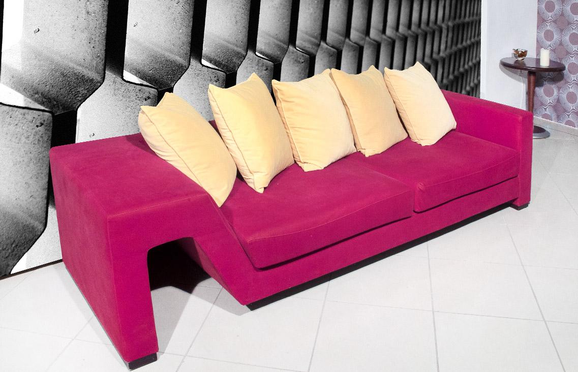 Ανάκλιντρος καναπές ιταλικού τύπου