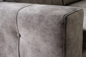 Γωνιακό σαλόνι σε μοντέρνο σχεδιασμό