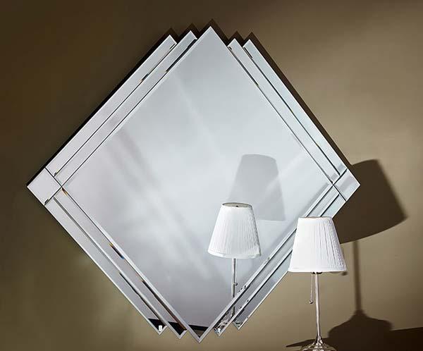 Ασύμμετρος καθρέπτης τοίχου
