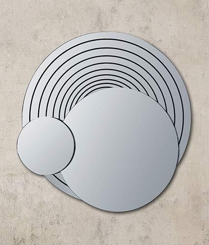 Ασύμμετρος καθρέπτης με τεχνοτροπία