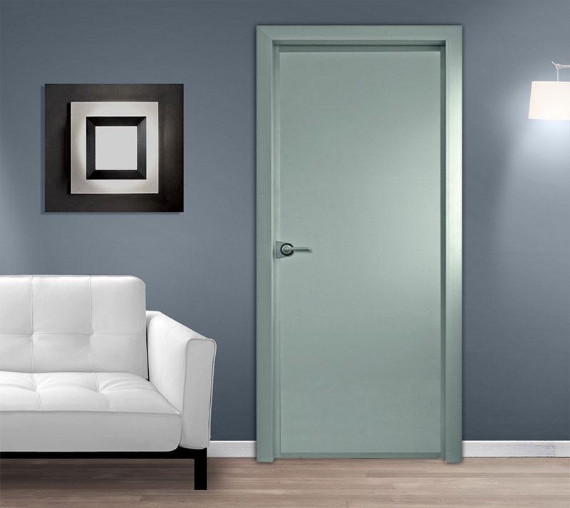 Εσωτερική Πόρτα Αλουμινίου