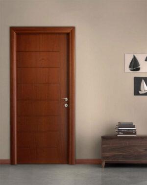 Εσωτερική Πόρτα σε Ξύλο Οξιάς