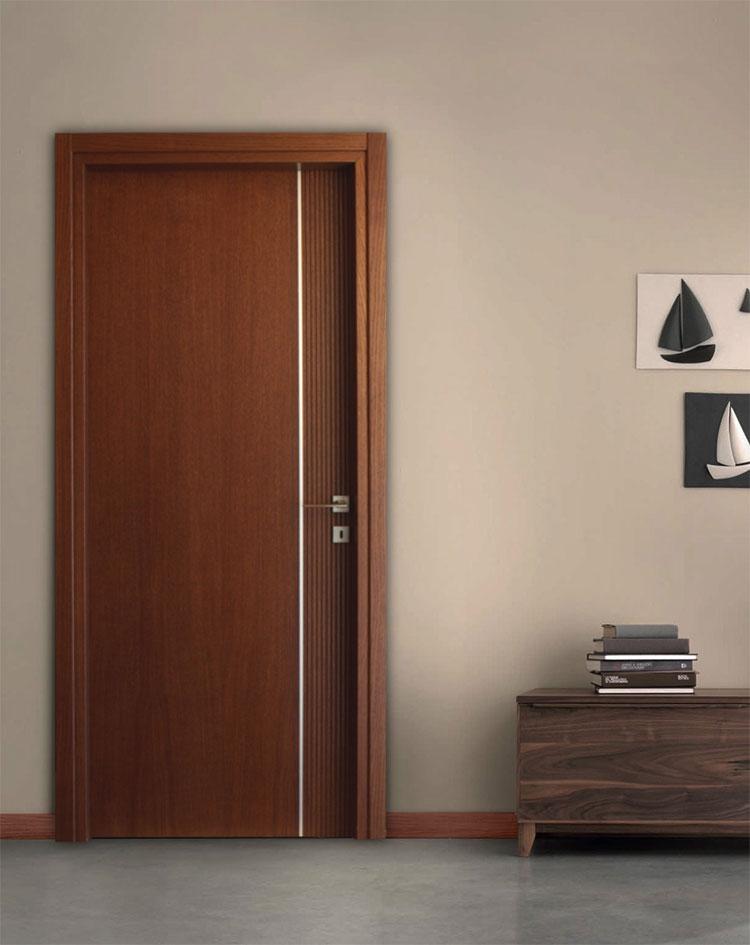 Εσωτερική Πόρτα σε Οξιά