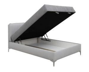 Κρεβάτι με Στρώμα και Αποθηκευτικό Χώρο