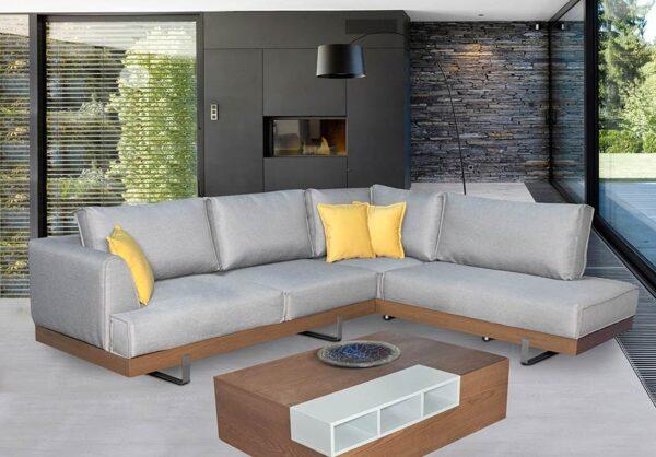 Σαλόνι γωνία Καπατζάς Μοντέρνο σαλόνι Γωνιακό Σαλόνι Γωνιακός καναπές Έπιπλα Σαλονιού Καπατζας