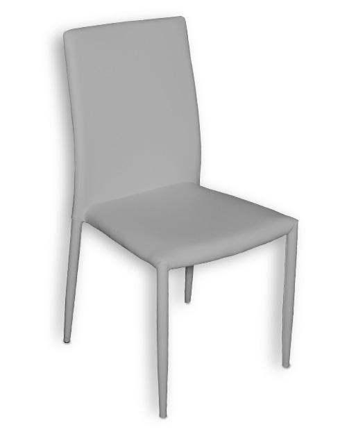 Καρέκλα Κουζίνας με Τεχνόδερμα