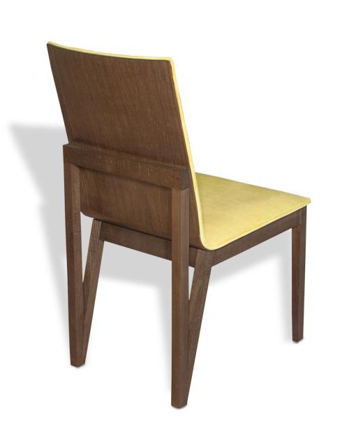 Καρέκλα Τραπεζαρίας Σαλονιού σε Ξύλο Οξιάς Έπιπλο Καπατζά