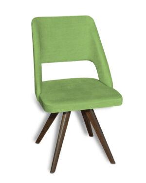 Καρέκλα Τραπεζαρίας με Αλέκιαστο Ύφασμα
