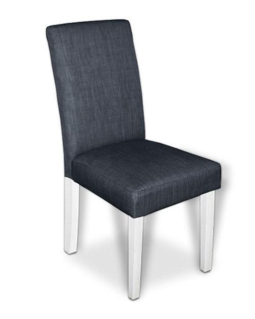 Καρέκλα Υφασμάτινη με Ξύλινο Σκελετό Έπιπλο Καπατζά