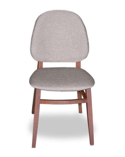 Καρέκλα για Τραπεζαρία με Ξύλινο Σκελετό Καρέκλες Τραπεζαρίας Έπιπλο Καπατζά