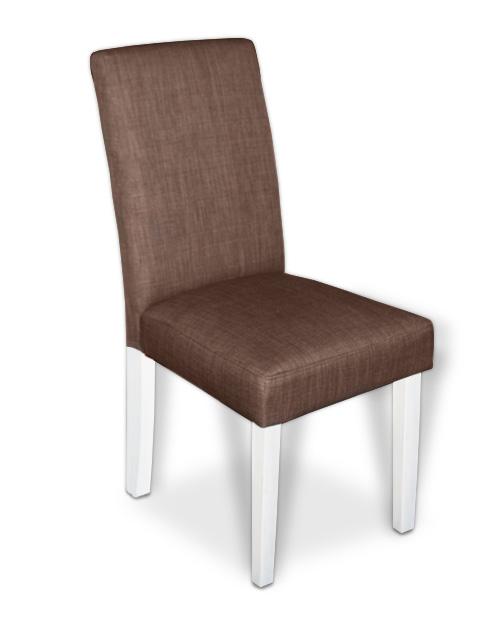 Υφασμάτινη Καρέκλα με Ξύλινο Σκελετό Έπιπλο Καπατζά
