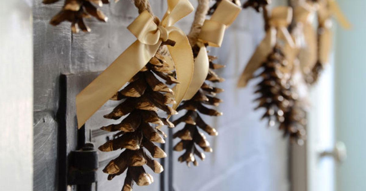 Σε γιορτινή διάθεση με εορταστικές ιδέες διακόσμησης!