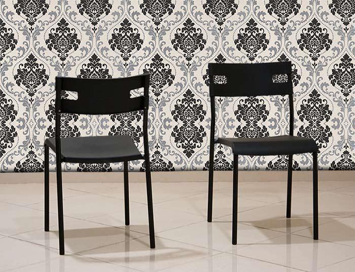 Πλαστική καρέκλα κουζίνας