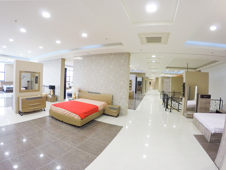 Εκθεσιακός χώρος Έπιπλο Καπατζά Κρεβάτια Ντουλάπες Κομοδίνα