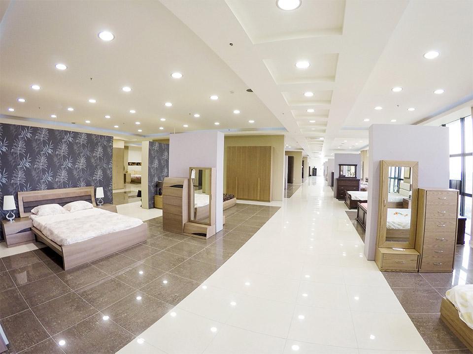 Εκθεσιακός χώρος Έπιπλο Καπατζά Ντουλάπες και Έπιπλα για Υπνοδωμάτιο