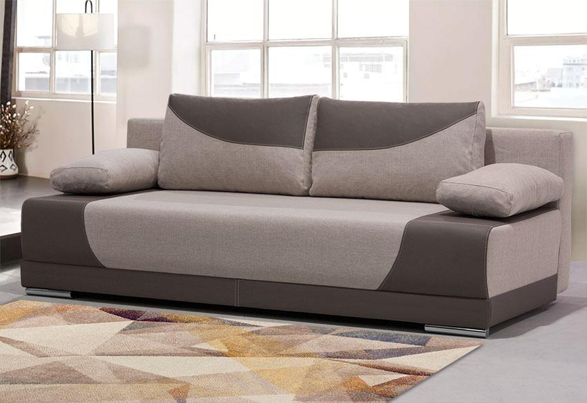 Μοντέρνος καναπές κρεβάτι Έπιπλο Καπατζά