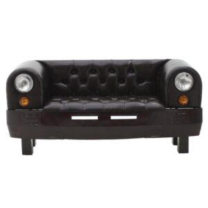 Διθέσιος καναπές αυτοκίνητο