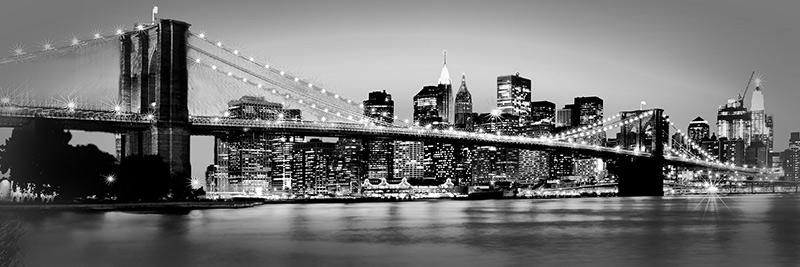 Γέφυρα-του-Μπρούκλιν-σε-καμβά-με-strass-40X120