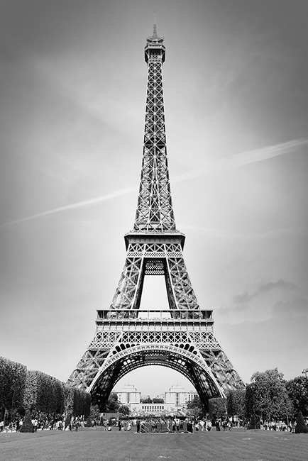 Πίνακας-Πύργος-του-Άιφελ-σε-καμβά-60X90