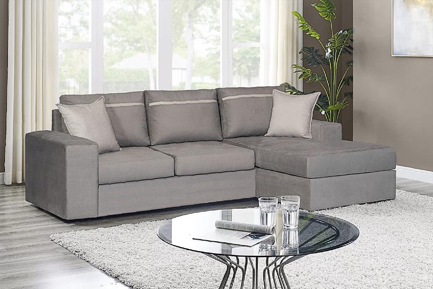 Καναπές πολυλειτουργικός-Γκρι Χρώμα- Επιπλο Καπατζα