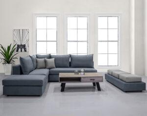 Καναπές σε σχήμα Π