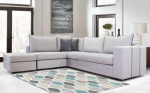 Πολυμορφικός καναπές γωνία